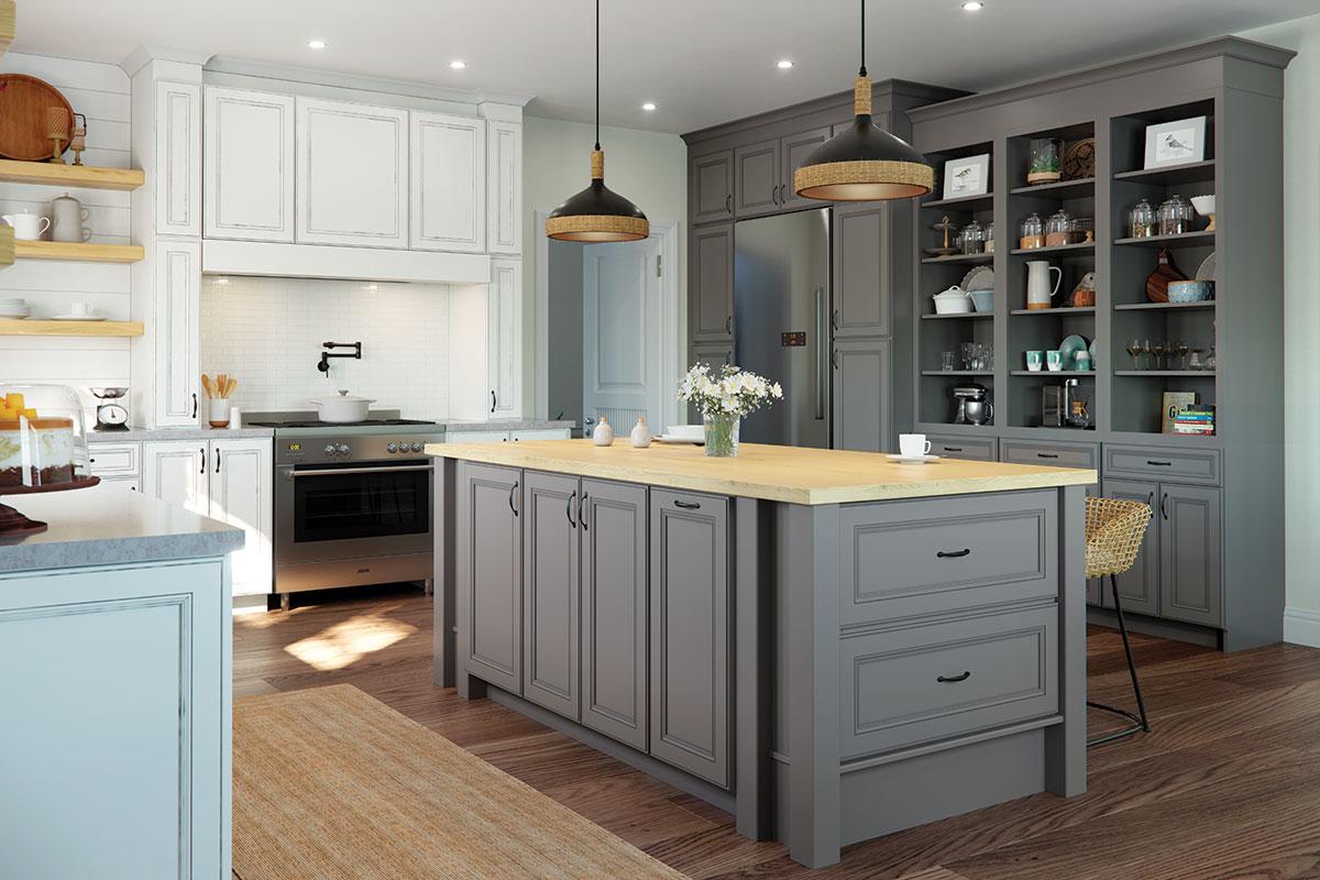 Gallery Fine Line Kitchen Designs